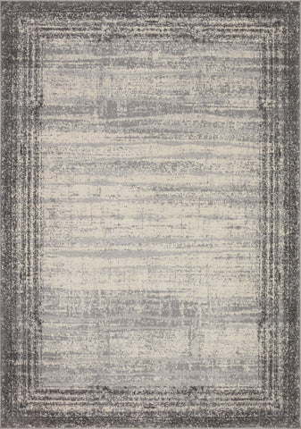 Austen Rug in Pebble / Charcoal by Loloi II