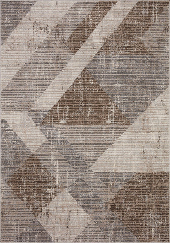 Austen Rug in Stone / Bark by Loloi II