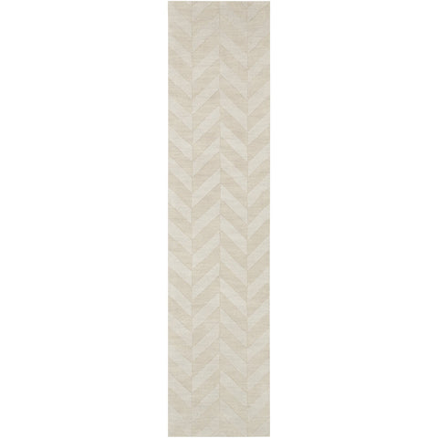 Central Park AWHP-4028 Hand Loomed Rug in Khaki by Surya