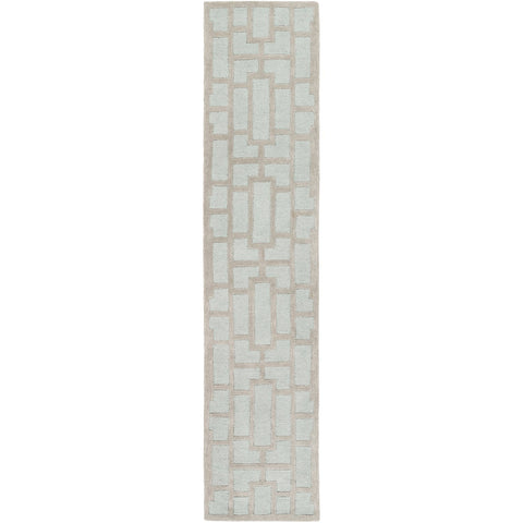 Arise AWRS-2139 Hand Tufted Rug in Sage by Surya