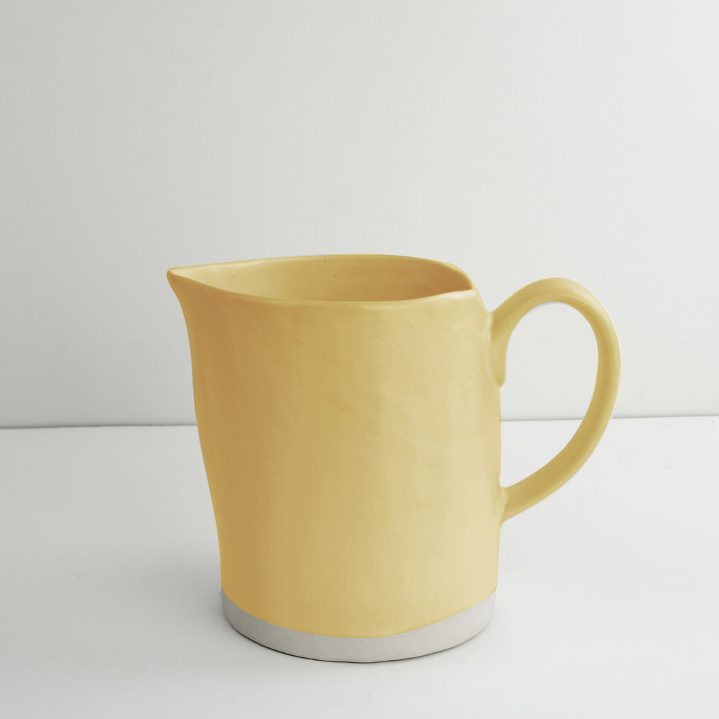 Organic Patty Pan Jug by BD Edition I