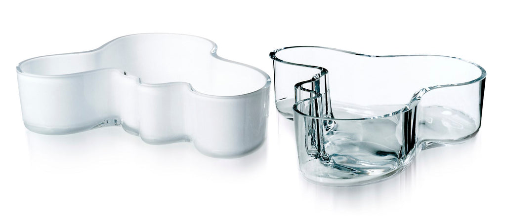 Alvar Aalto Bowl in Various Sizes & Colors design by Alvar Aalto for Iittala