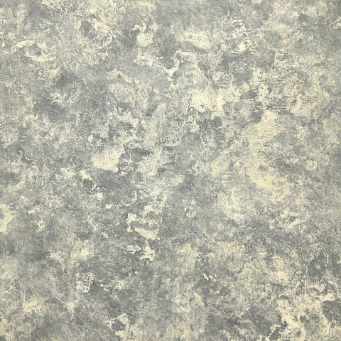Sample Abstract Crackle Wallpaper in Grey from the Precious Elements Collection by Burke Decor