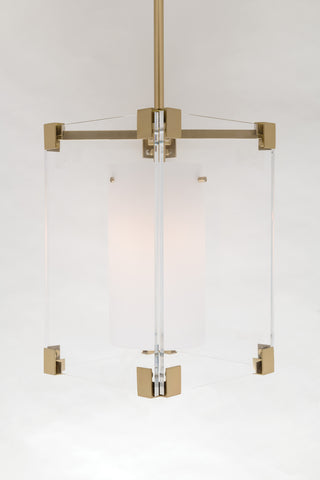 Achilles 3 Light Large Pendant by Hudson Valley Lighting