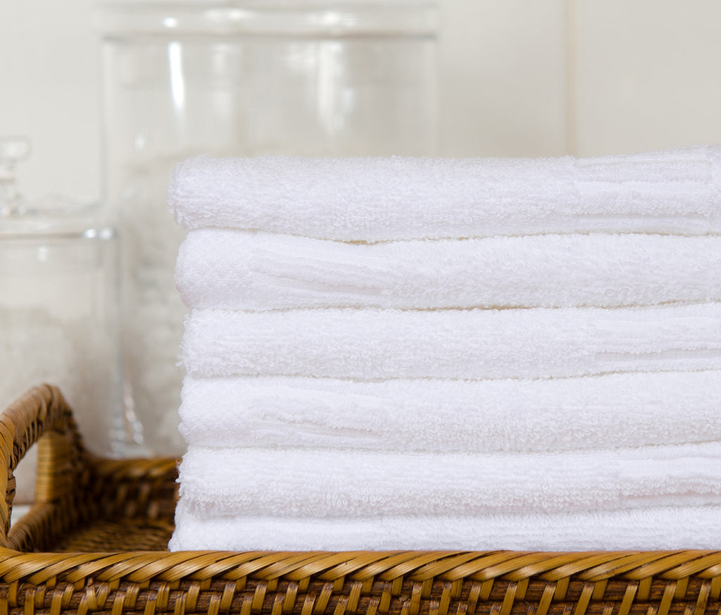 Set of 3 Lexi Washcloths in Assorted Colors design by Turkish Towel Company