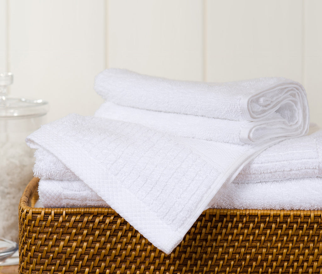 Set of 3 Lexi Hand Towels in Assorted Colors design by Turkish Towel Company