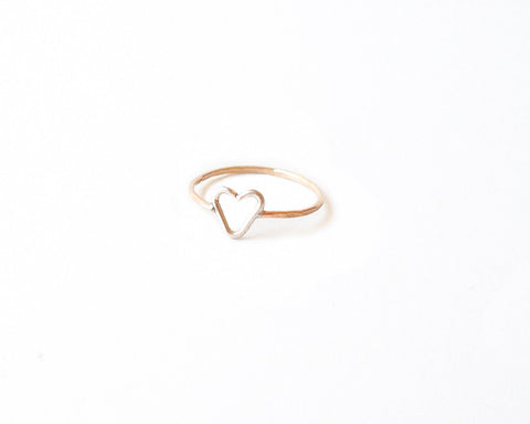 Junibel Sweetheart Ring design by Agapantha