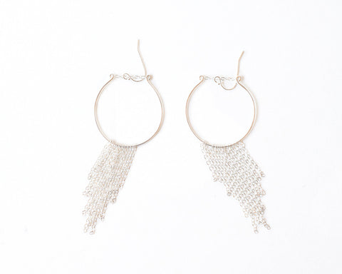 Vega Waterfall Earrings