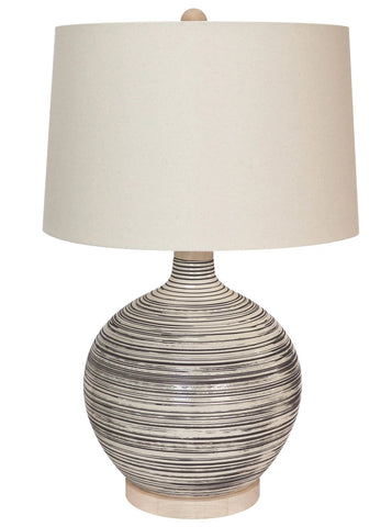 Alamont Table Lamp by Couture Lamps