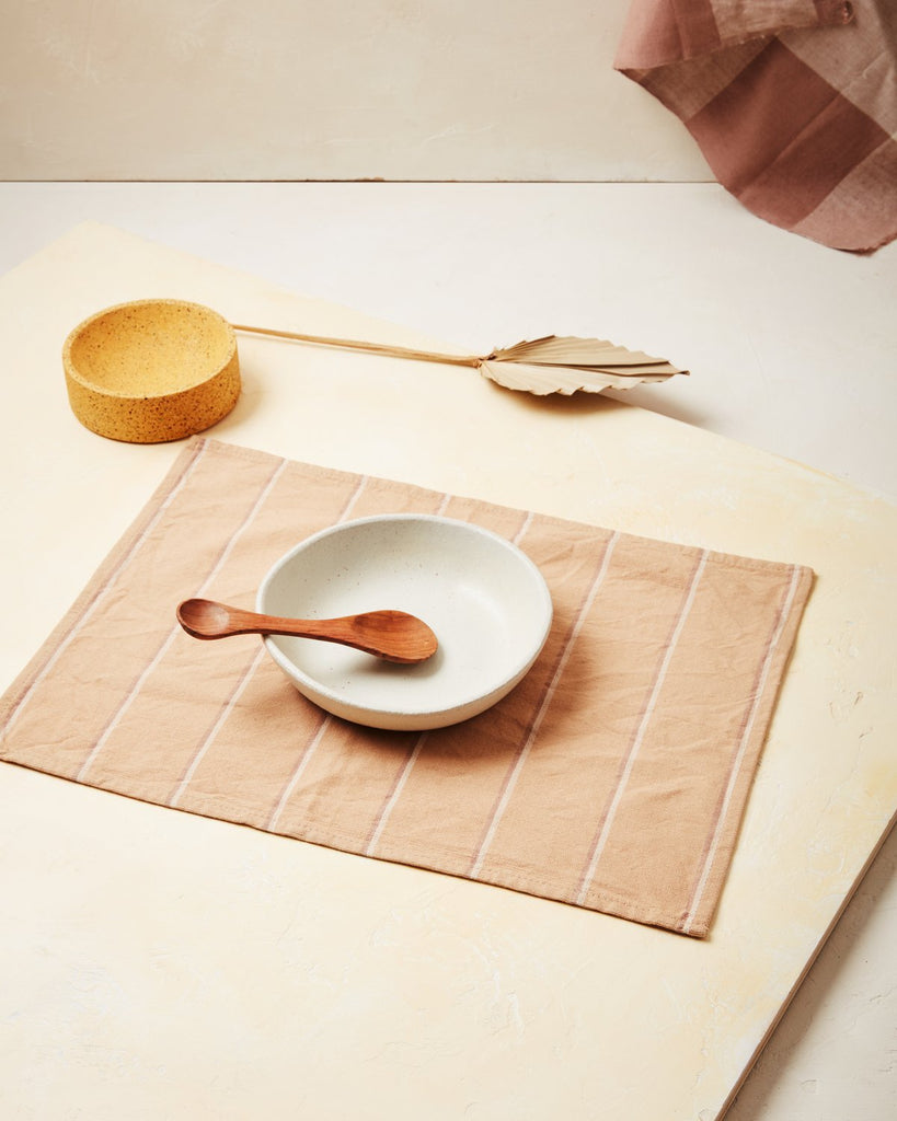 Albers Placemat in Oak by Minna