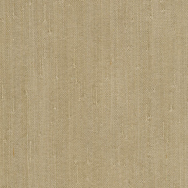 Alexey Grey Grasscloth Wallpaper from the Jade Collection by Brewster Home Fashions