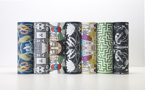 Good ... Archives Collection Industry Wallpaper Design By Studio Job For NLXL  Wallpaper