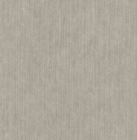 Alps Wallpaper in Grey from the Stark Collection by Mayflower Wallpaper