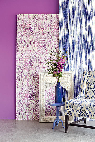 Amaliada Texture Wallpaper from the Savor Collection by Brewster Home Fashions
