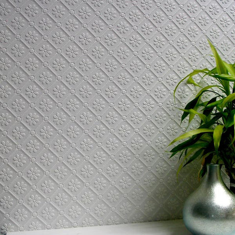 Amber Textured Paintable Wallpaper design by Brewster Home Fashions
