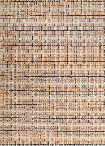 Andes Collection Harringdon Cotton and Jute Area Rug in Liberty design by Jaipur