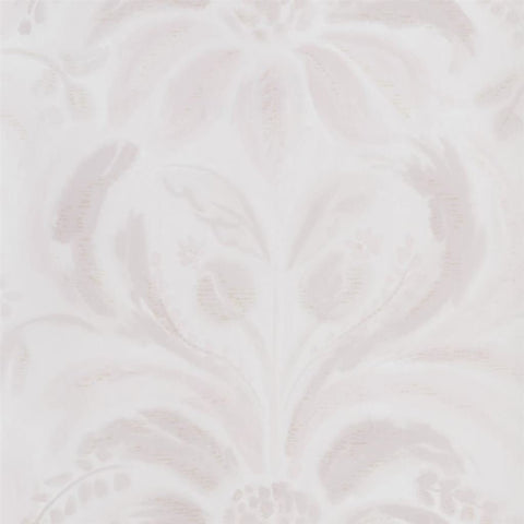 Angelique Damask Wallpaper in Blossom from the Tulipa Stellata Collection by Designers Guild