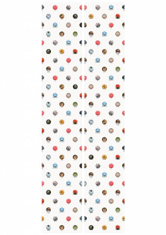Animal Marbles Kids Wallpaper by KEK Amsterdam