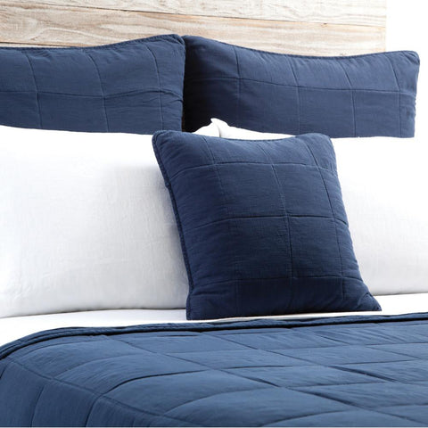 Antwerp Bedding in Navy design by Pom Pom at Home