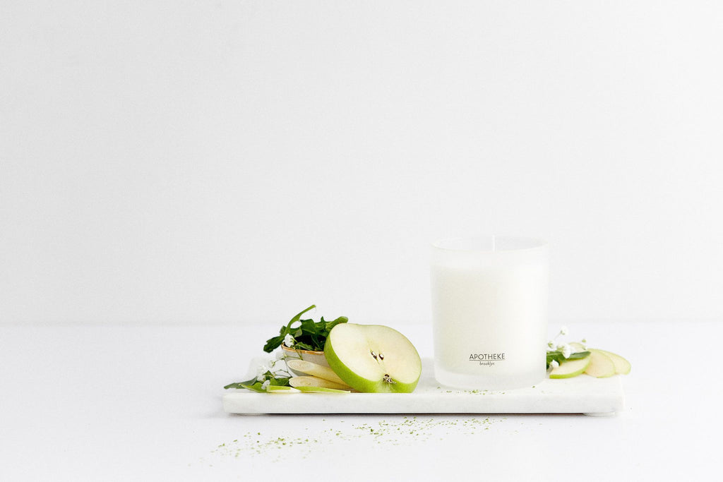 Arugula and Green Apple Candle