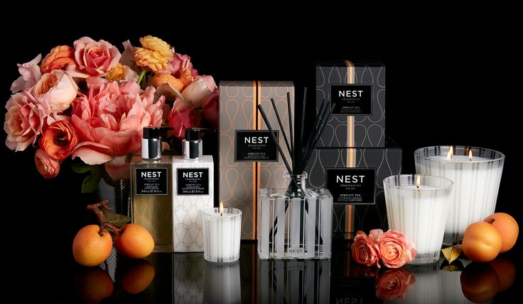 Apricot Tea Classic Candle by NEST Fragrances