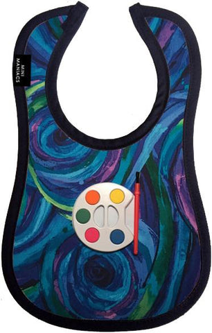 Artiste Baby Bib by Mini Maniacs