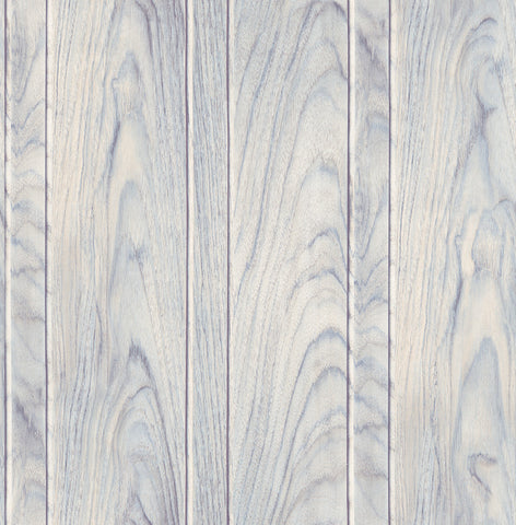 Ash Wallpaper in Blue and Purple from the Aerial Collection by Mayflower Wallpaper