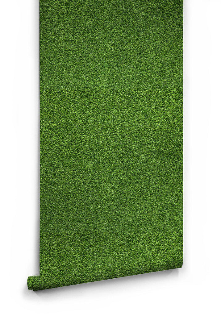 Astro Turf Wallpaper design by Milton & King