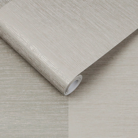 Atelier Stripe Wallpaper in Stone from the Exclusives Collection by Graham & Brown