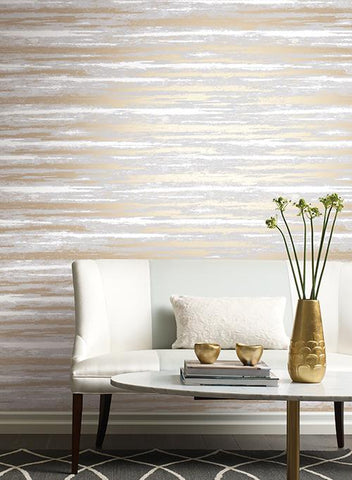 Atmosphere Wallpaper by Antonina Vella for York Wallcoverings