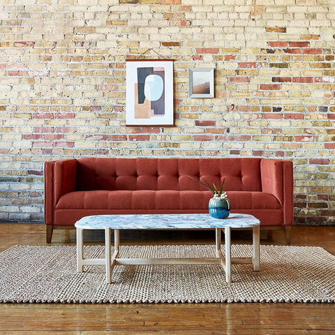 Atwood Sofa in Assorted Colors by Gus Modern