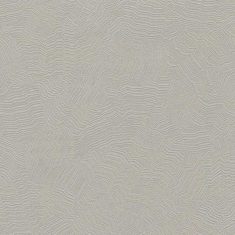 Sample Aura Wallpaper in Beige and Brown from the Terrain Collection by Candice Olson for York Wallcoverings