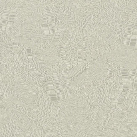 Sample Aura Wallpaper in Beige from the Terrain Collection by Candice Olson for York Wallcoverings