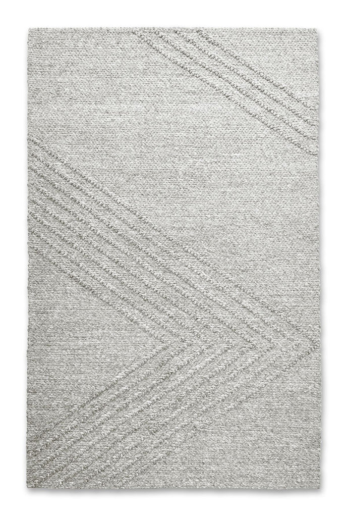 Avro Rug in Oatmeal design by Gus Modern