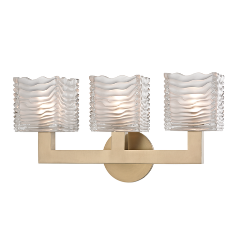 Sagamore 3 Light Bath Bracket