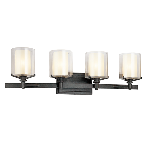 Arcadia 4 Light Bath Sconce by Troy Lighting