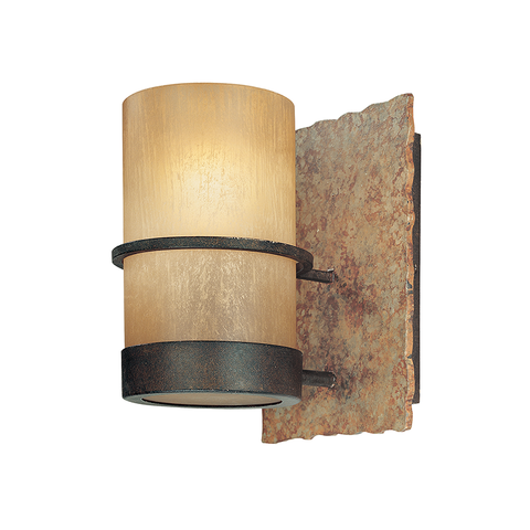 Bamboo Bath Sconce by Troy Lighting