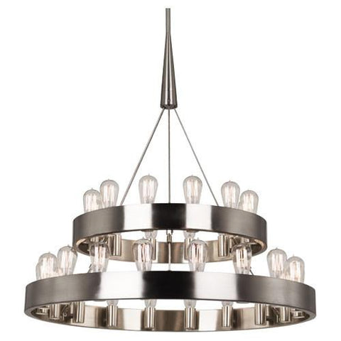 Collection 2-Tier Chandelier by Rico Espinet