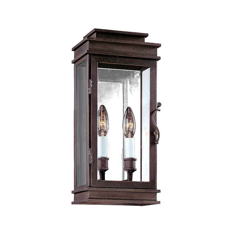 Vintage Wall Lantern Small by Troy Lighting
