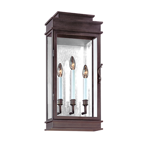 Vintage Wall Lantern Large by Troy Lighting