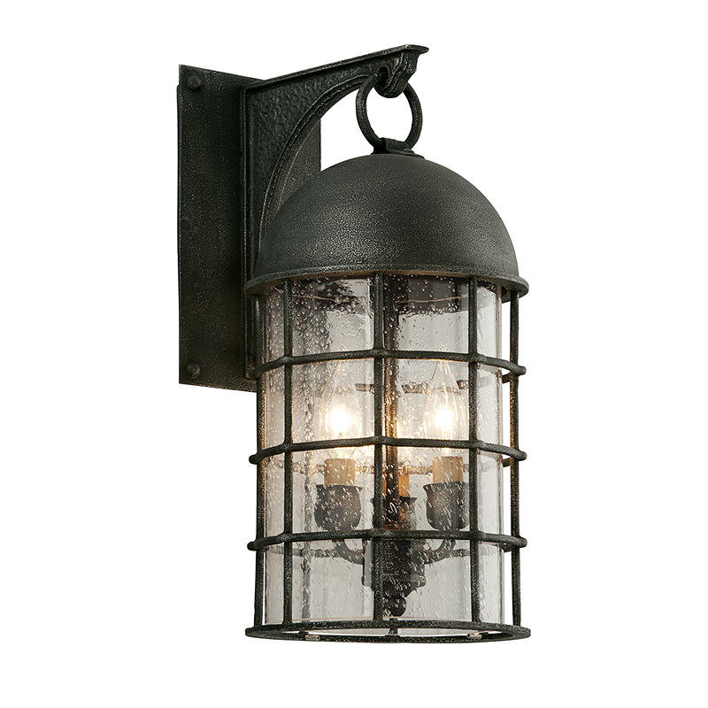 Charlemagne Sconce Medium by Troy Lighting