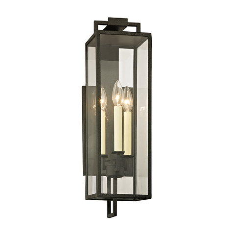 Beckham 3 Light Wall Sconce