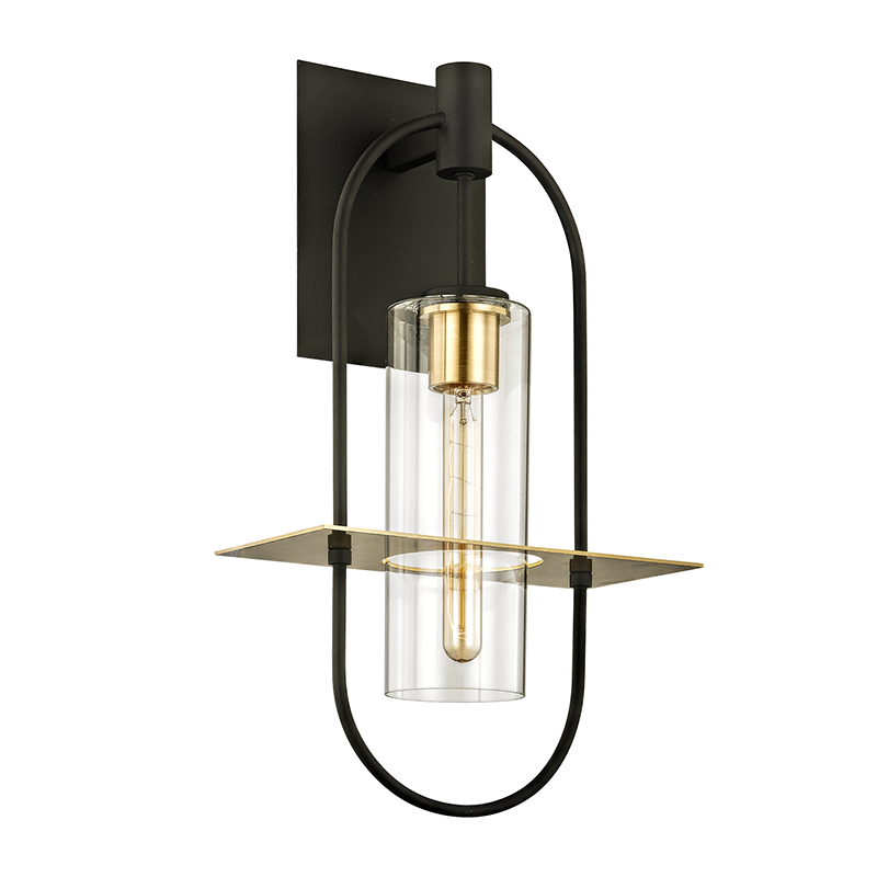 Smyth 1 Light Wall Sconce in Various Sizes