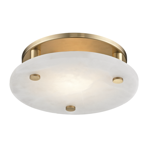 Croton Medium Led Flush Mount by Hudson Valley Lighting