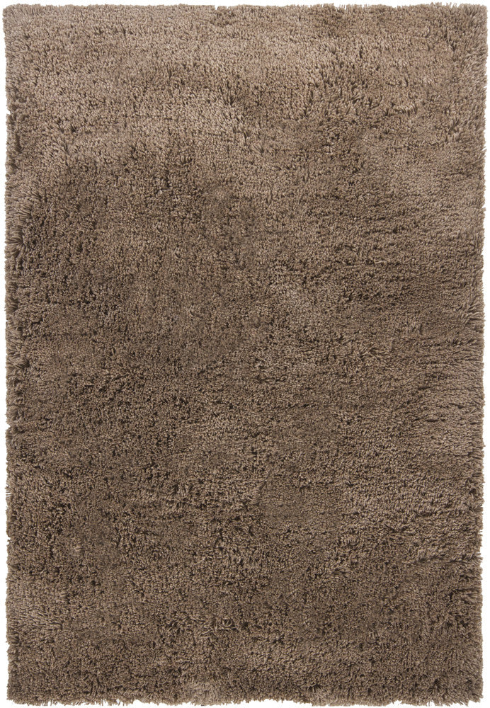 Bancroft Collection Hand-Woven Area Rug in Taupe design by Chandra rugs