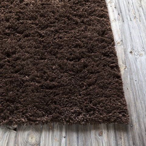 Bancroft Collection Hand-Woven Area Rug in Brown design by Chandra rugs