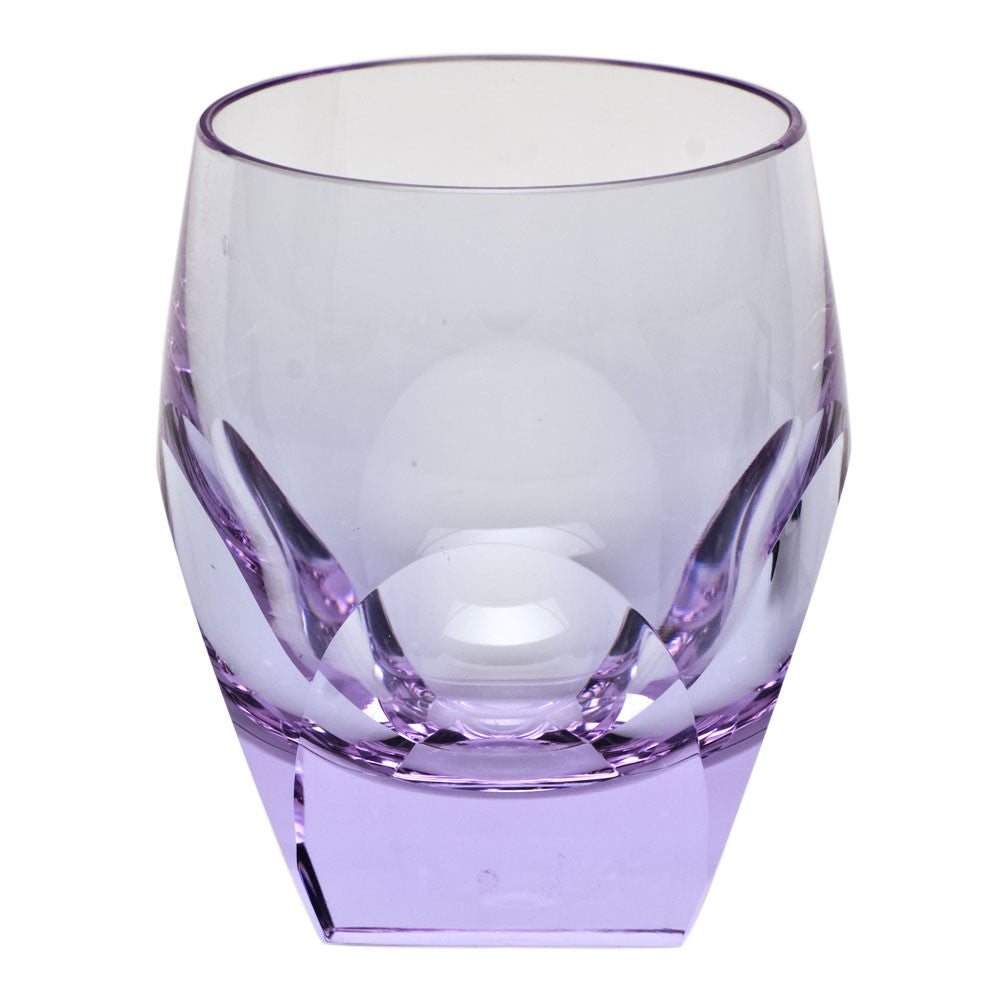 Bar Double Old Fashioned Glass in Various Colors design by Moser