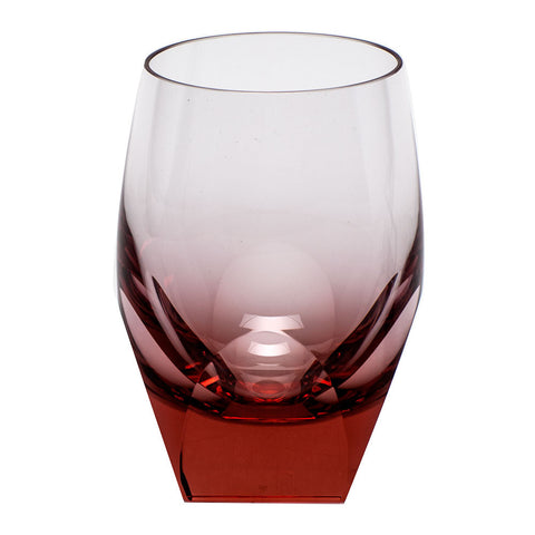 Bar Hiball Glass in Various Colors design by Moser