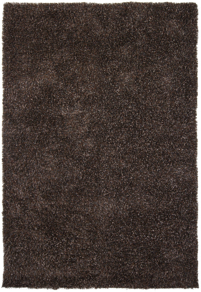 Barun Collection Hand-Woven Area Rug in Brown, Blue, & Ivory design by Chandra rugs