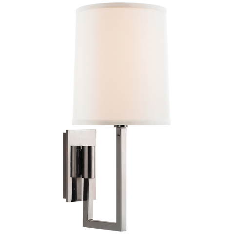 Aspect Library Sconce by Barbara Barry